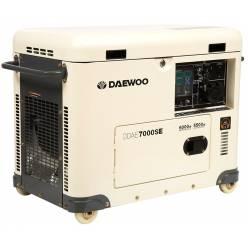 Дизельный электрогенератор Daewoo DDAE 7000SE